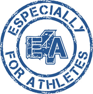 Especially for Athletes Logo