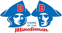 T.H. Bell Minutemen Logo